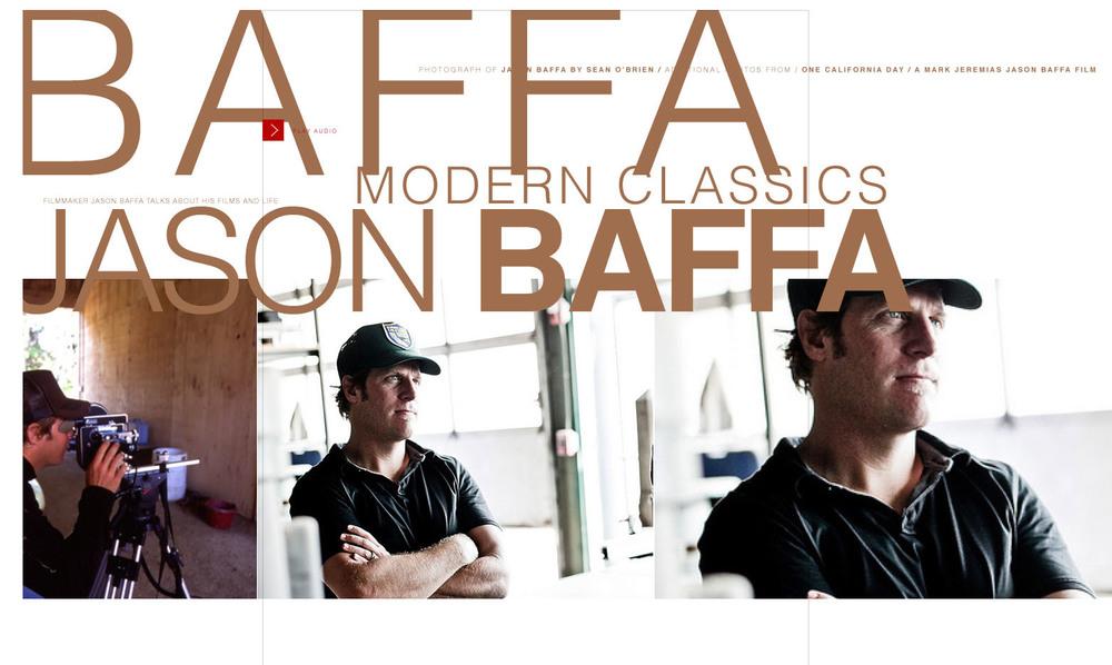 Jason Baffa Films About Jbfilms