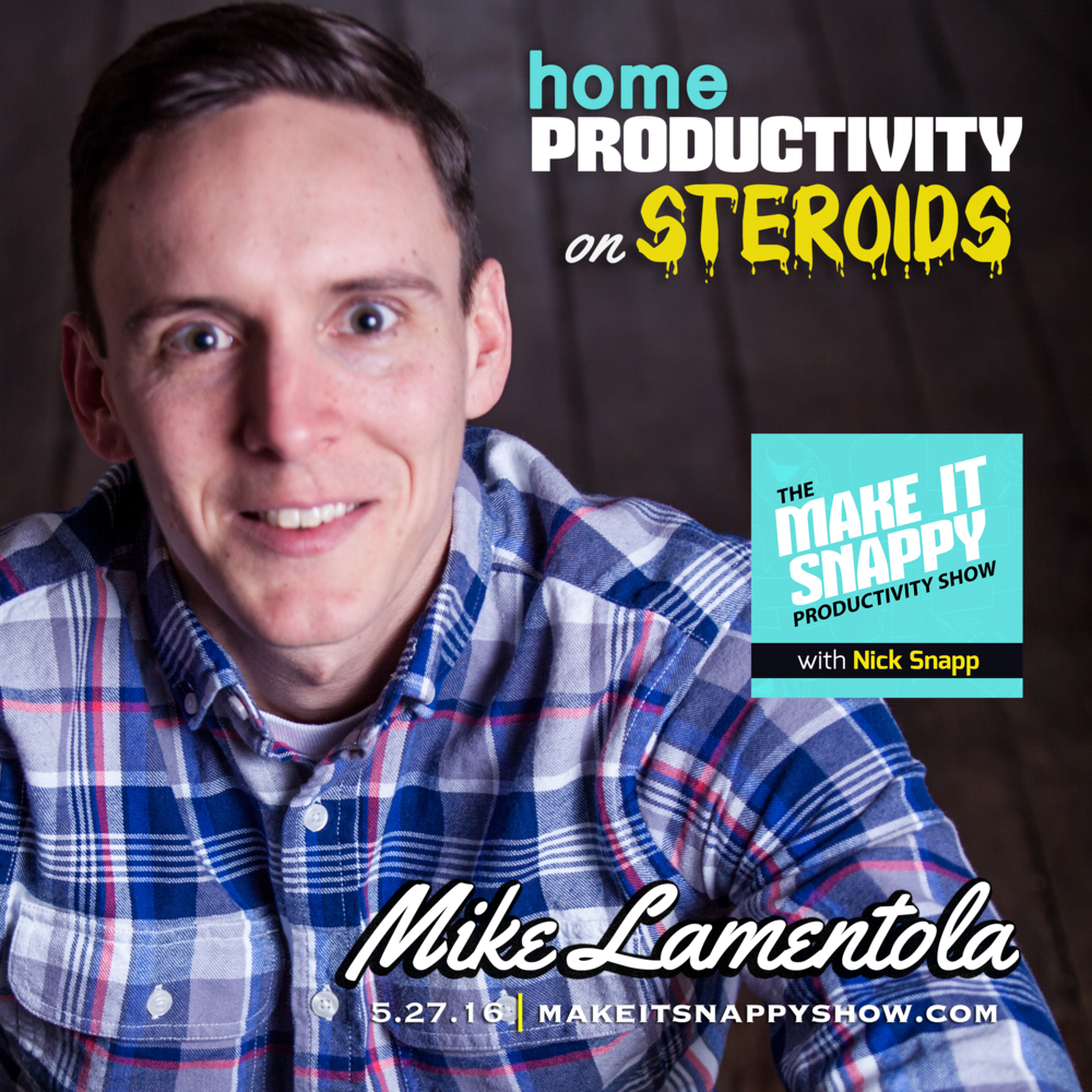 """As a kid I always had a hobby or two to be obsessed with and push me: Bottle Rockets, Remote control car racing, Drums, Guitar, Music Production, etc.""   - Mike Lamentola"