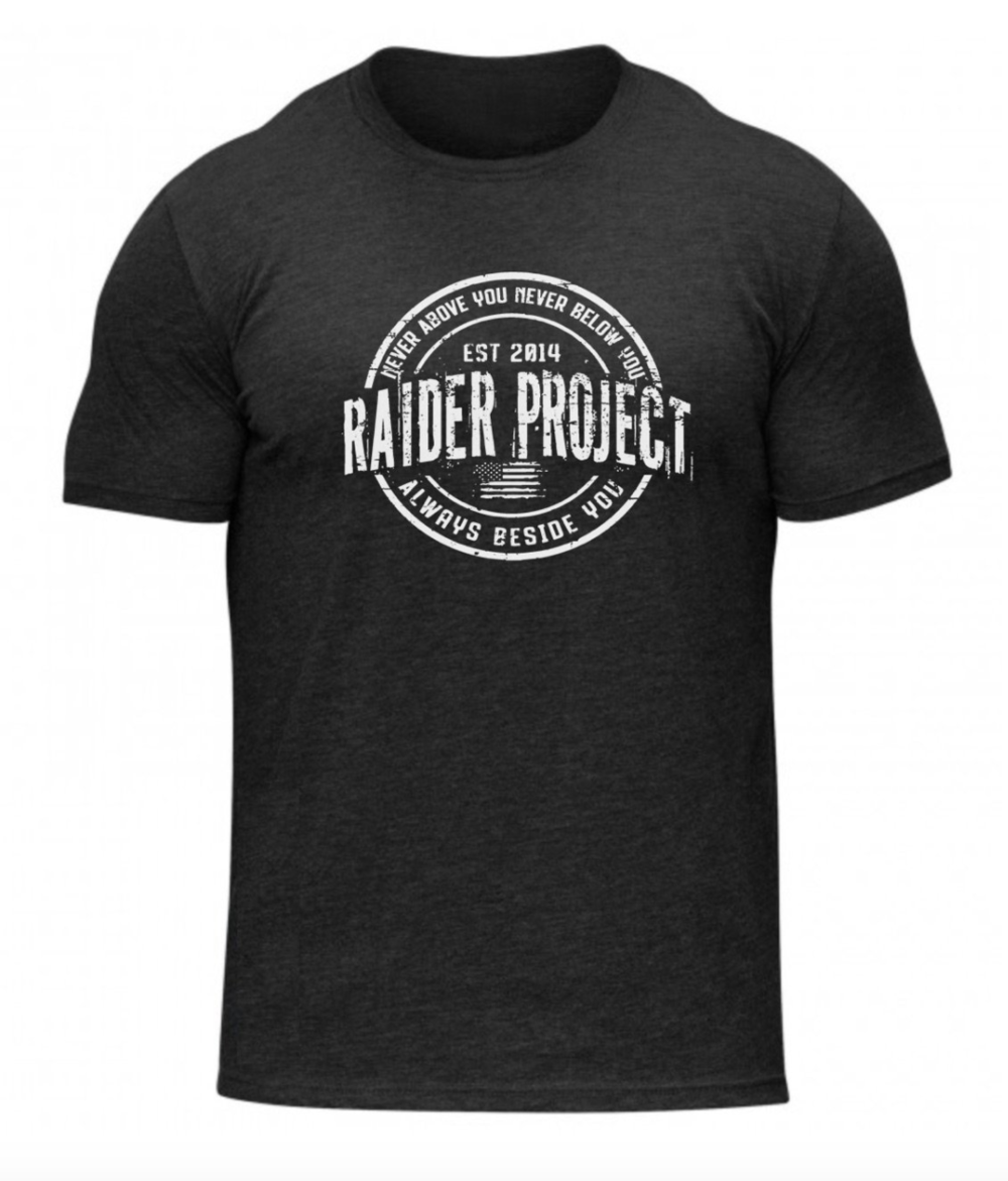 Raider Project Black Friday Logo Tee
