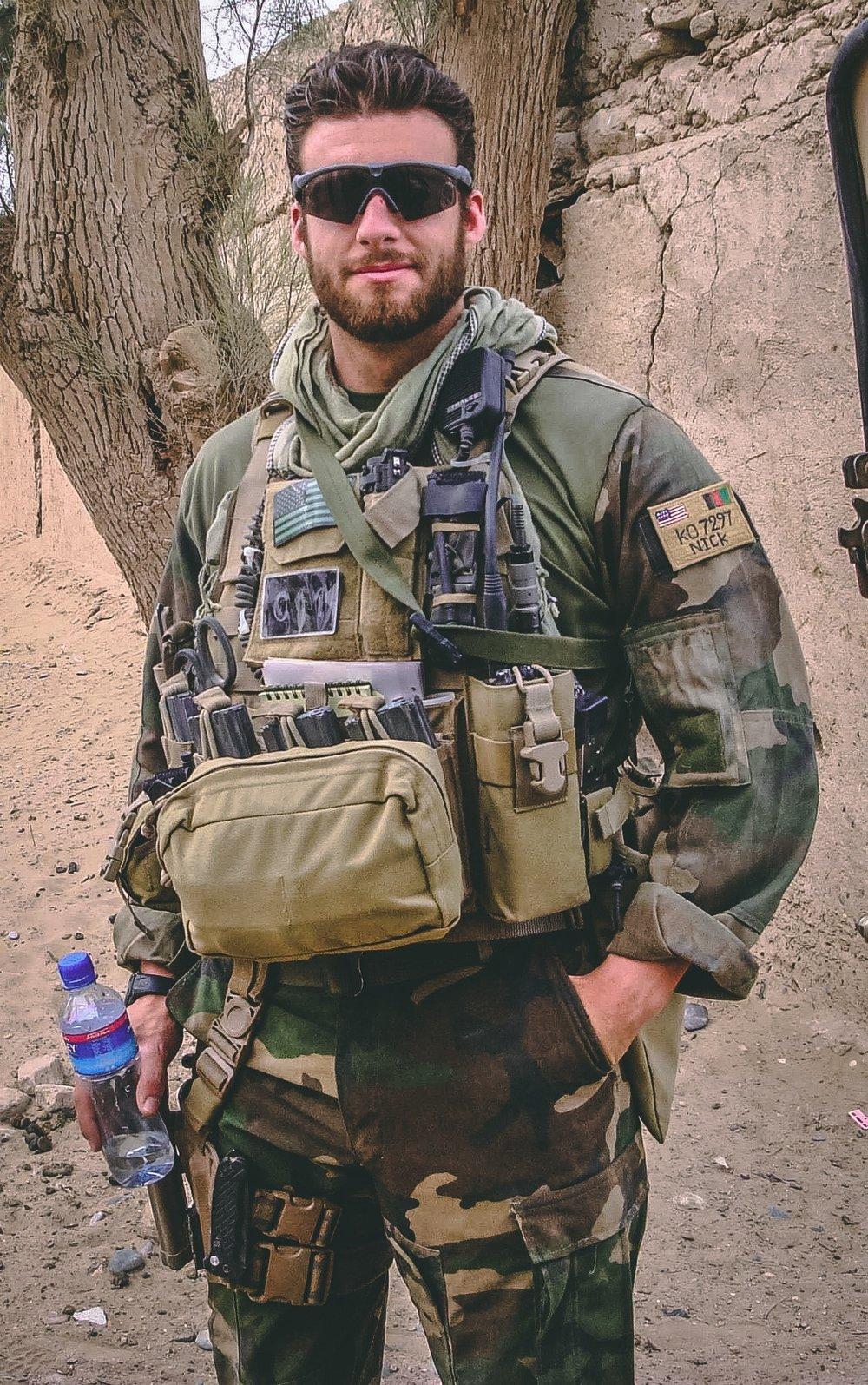 Circa 2009, Afghanistan MSOT 8213