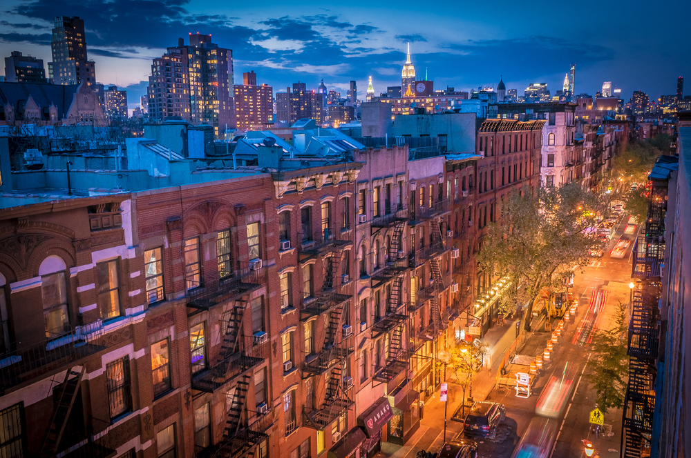 Lower East Side - New York, NY