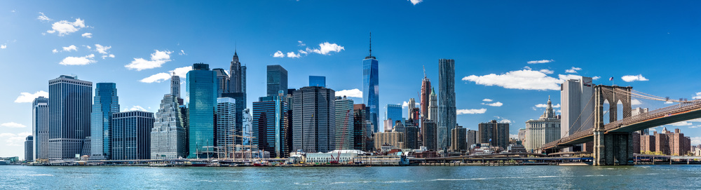 Downtown Manhattan - New York, NY