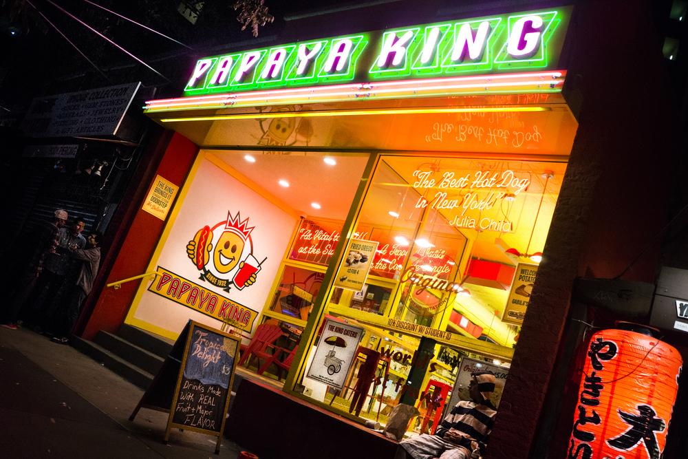 St. Marks Place - New York, NY