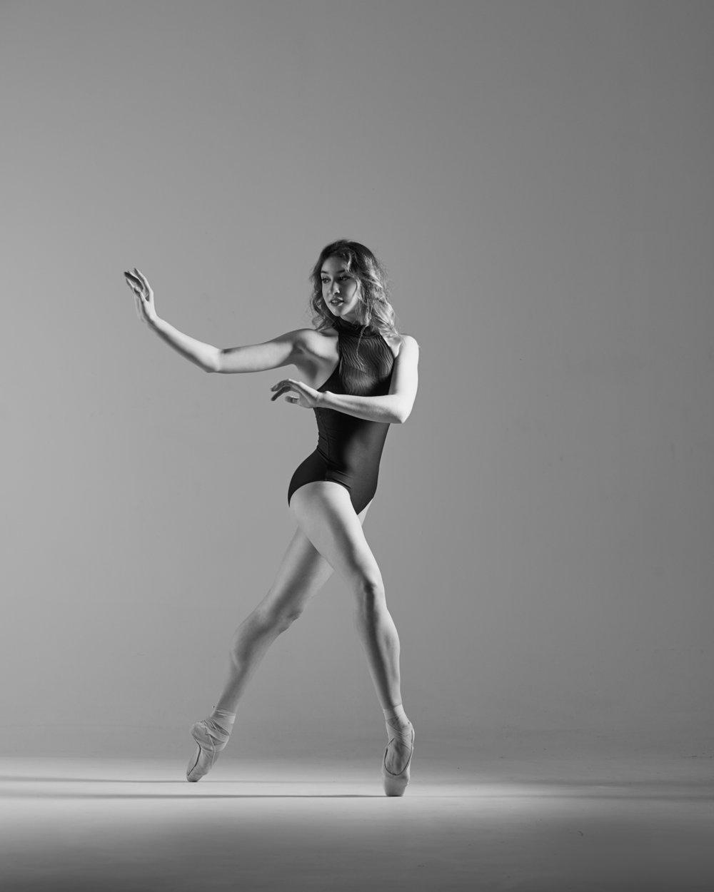Vancouver Ballet Photographer 1