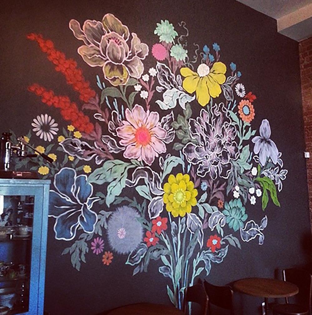 Astro Coffee, Detroit 2014