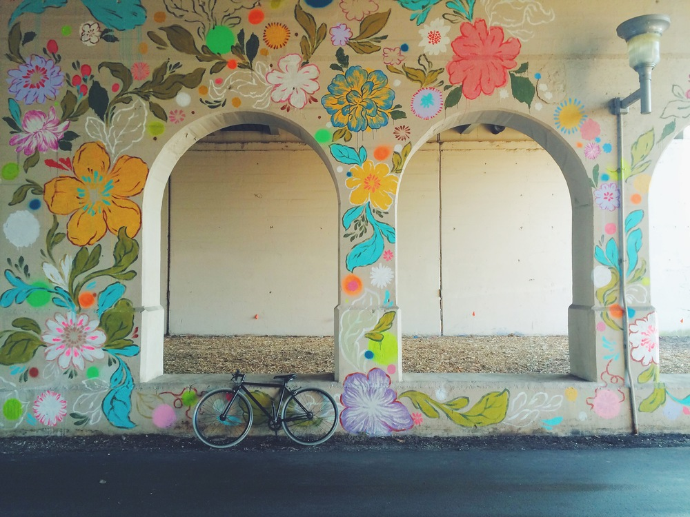 Dequindre Bike Path - Detroit, MI
