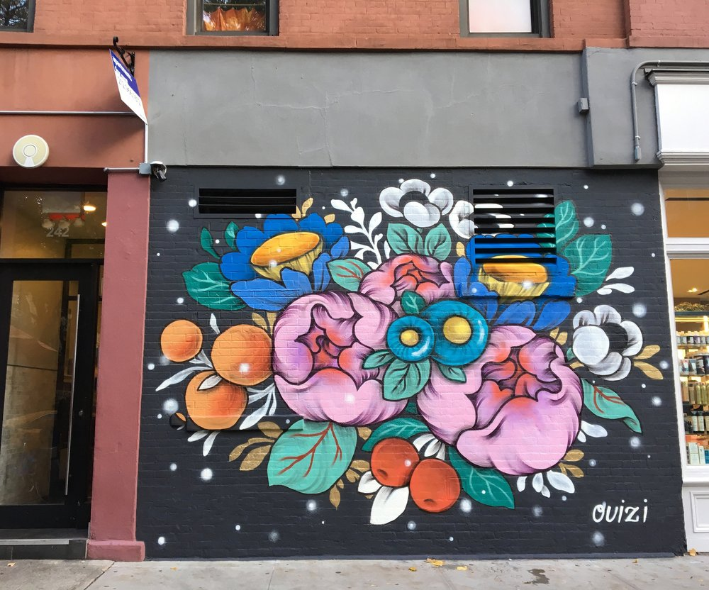 Mott Street, New York