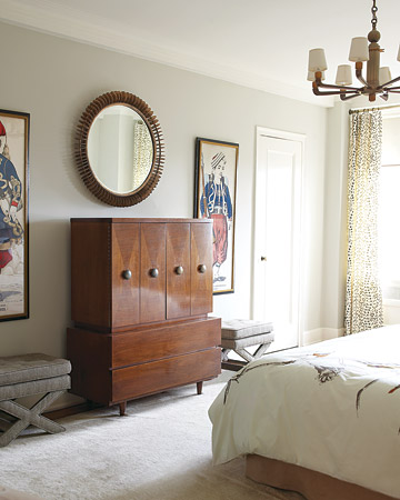 Classic Six Master Bedroom | CHUSED & CO.