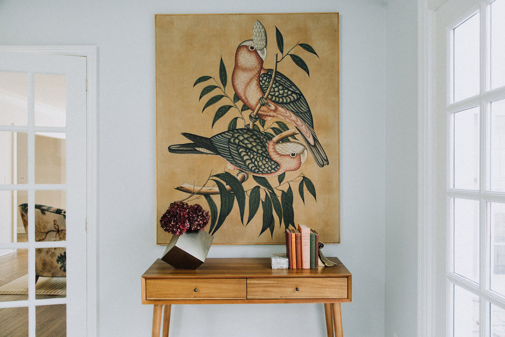 Eclectic Aviary Art | CHUSED & CO.