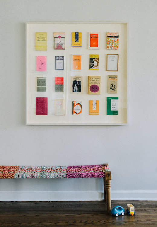 Eclectic Art & Bench | CHUSED & CO.