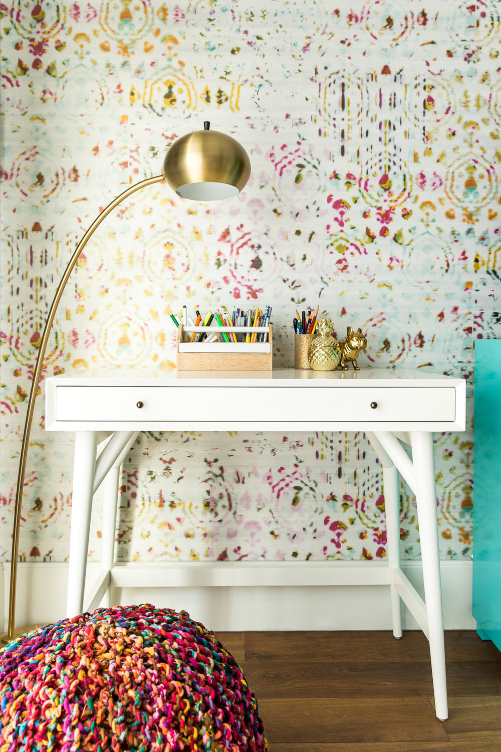 Art Collector's Girls Desk | CHUSED & CO.