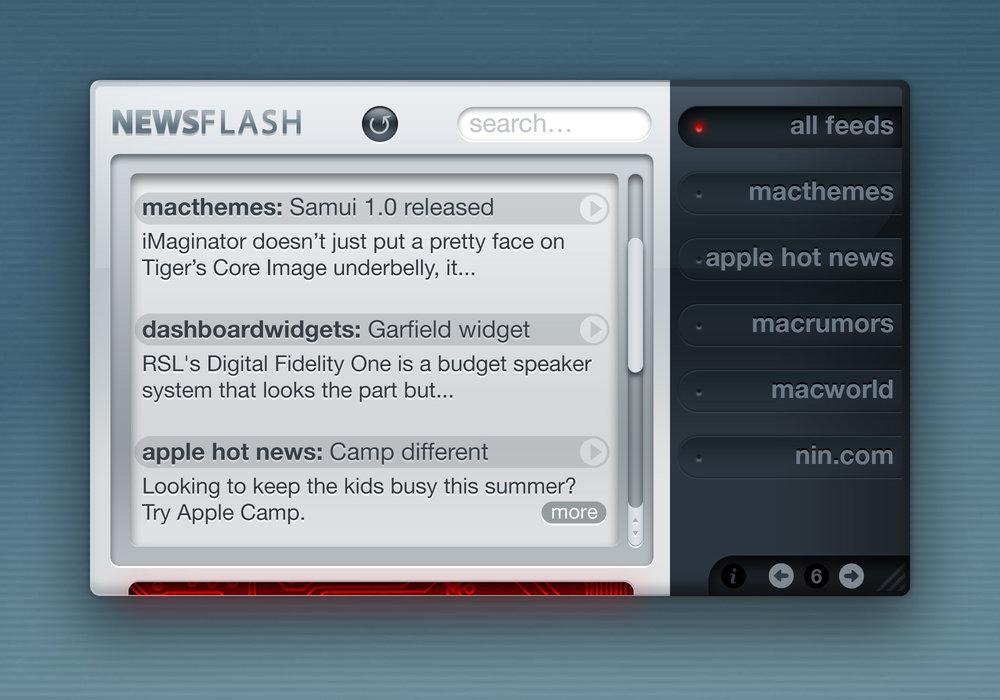 NewsFlash RSS Reader