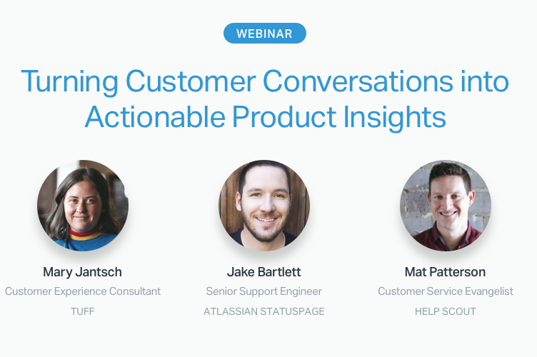 Turning customer conversations into actionable insights