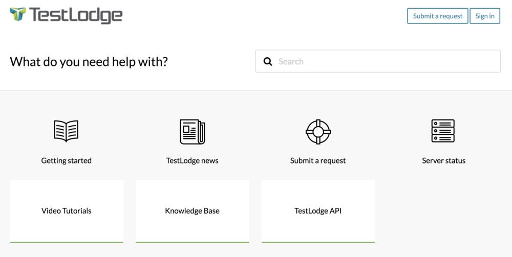help.testlodge.com