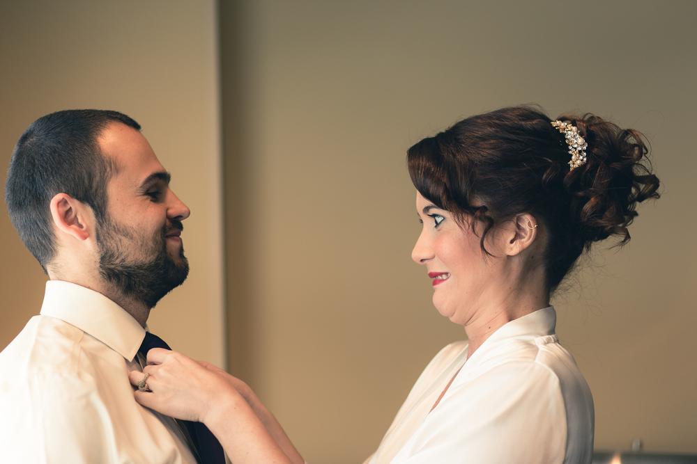 Omaha Wedding Photographers Bride and Groom