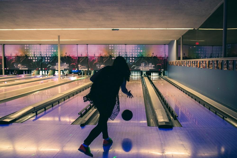Omaha Wedding Photographers Bowling