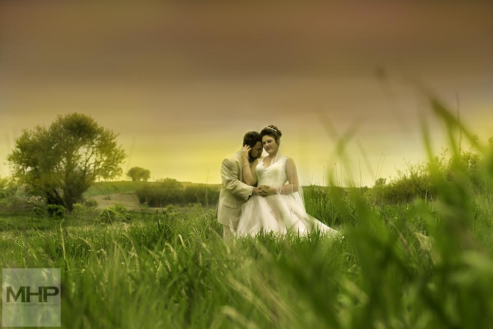 Omaha Wedding Photography Bride and Groom