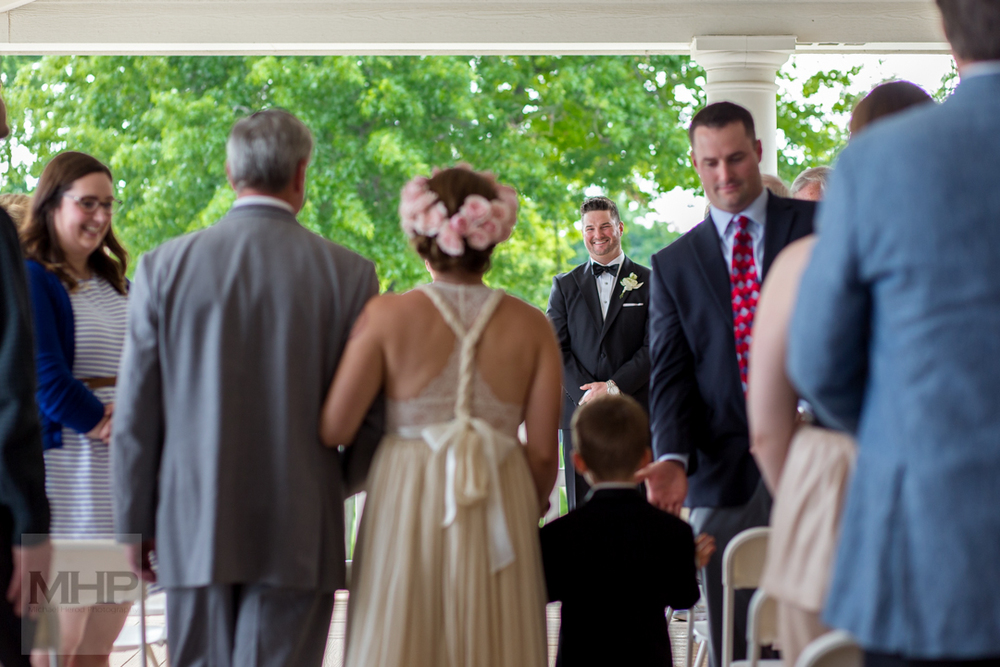 Omaha Wedding Photojournalism Ceremony