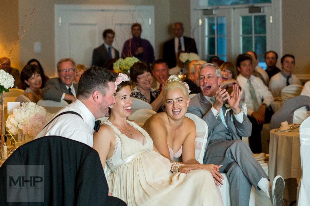 Omaha Wedding Photojournalism Reception