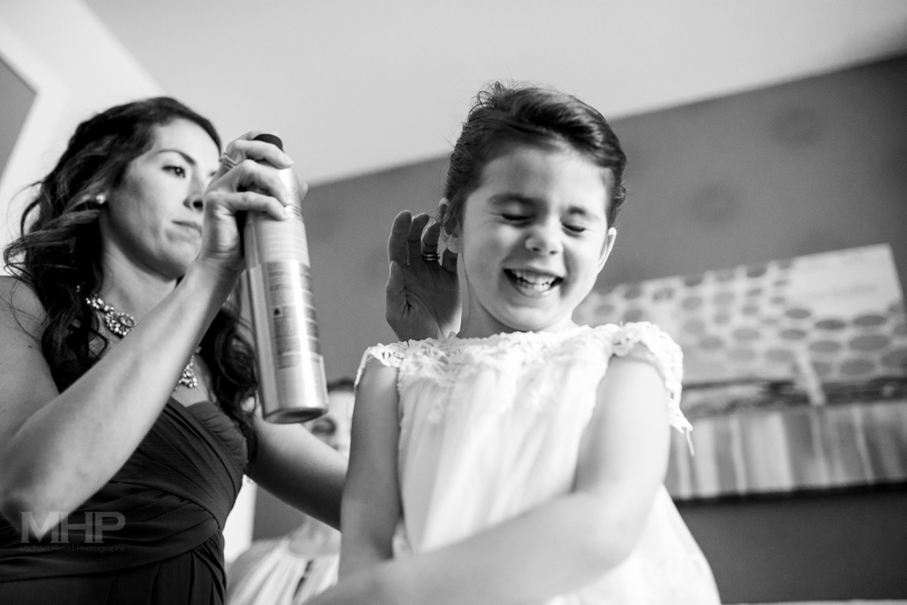 Documentary Wedding Photography Getting Ready