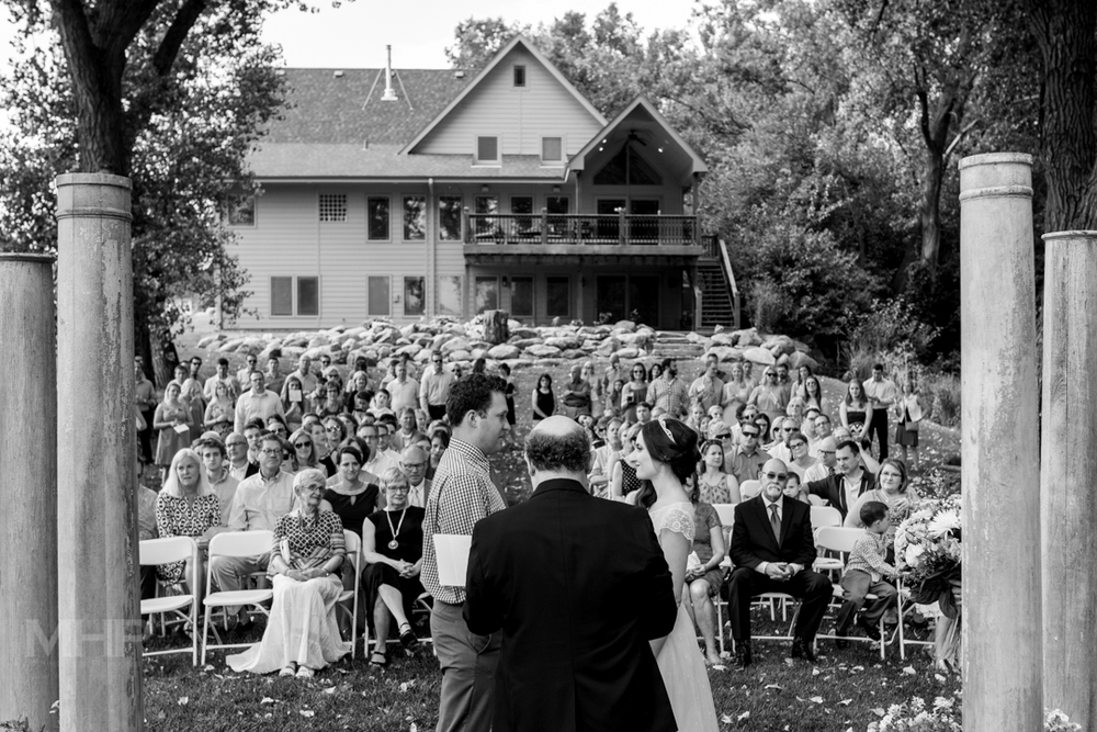 Documentary Wedding Photography Ceremony