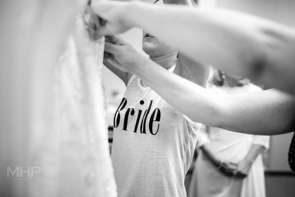 Omaha Wedding Photojournalism Bride