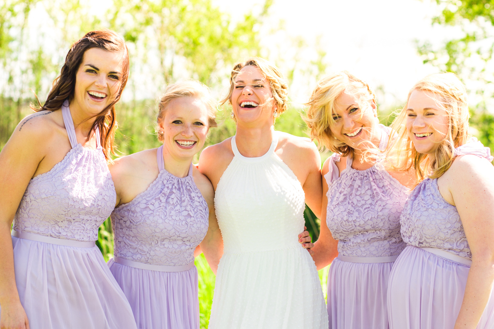 Wedding Photography A View on State Bridesmaids