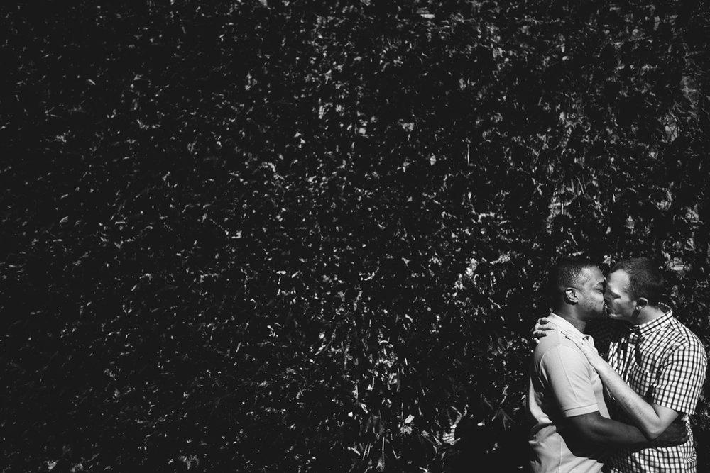 Omaha Photography Same Sex Engagement