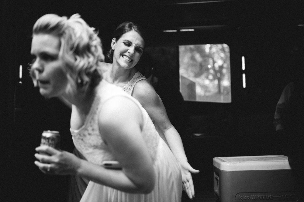Omaha Wedding Photographer Bridesmaids