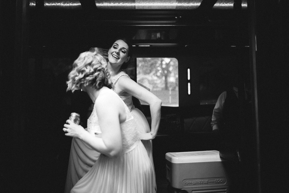Omaha Wedding Photographer Bridesmaid