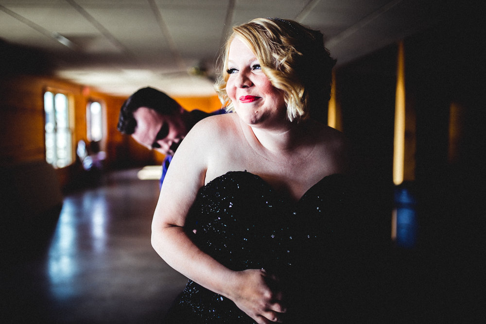 Omaha Wedding Photographers Bride