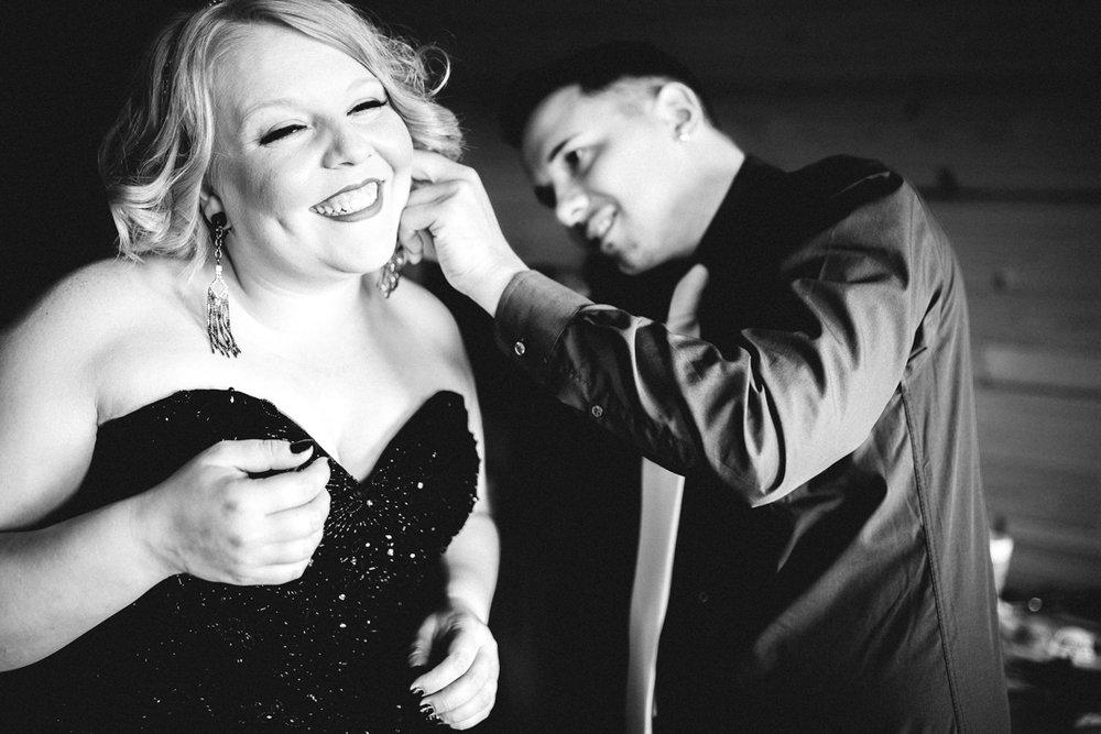 Gorgeous Wedding Photography Omaha Bride