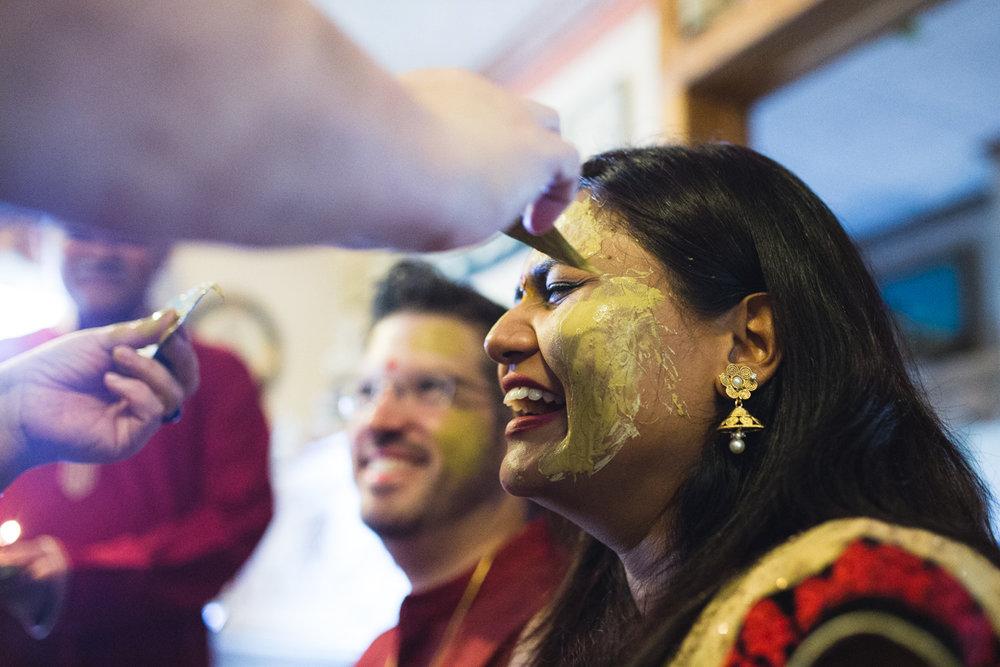 Indian Wedding Ceremony Destination Wedding Photography Omaha