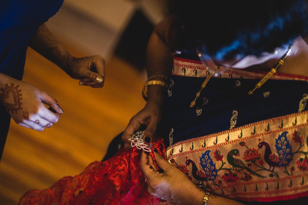 Omaha Destination Wedding Photographer Indian Wedding