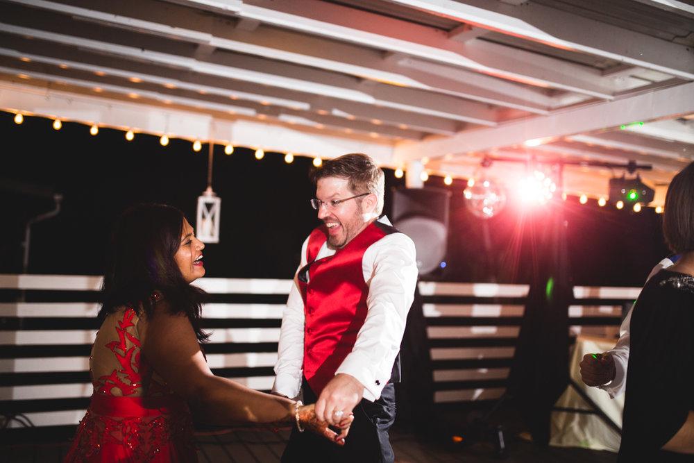 Omaha Wedding Reception Photography