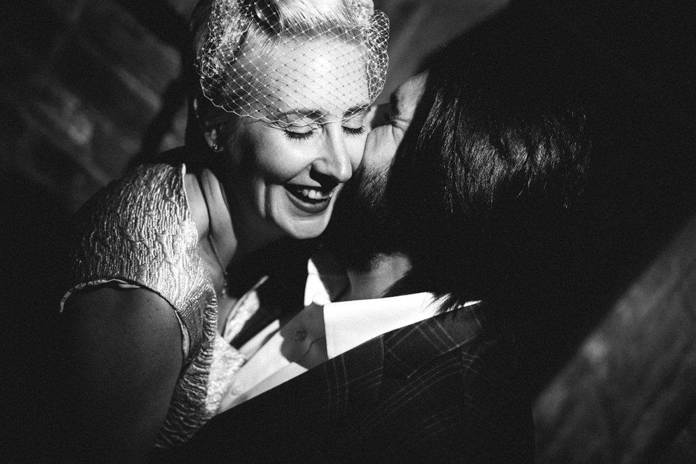 Bride and groom wedding photography in Omaha NE