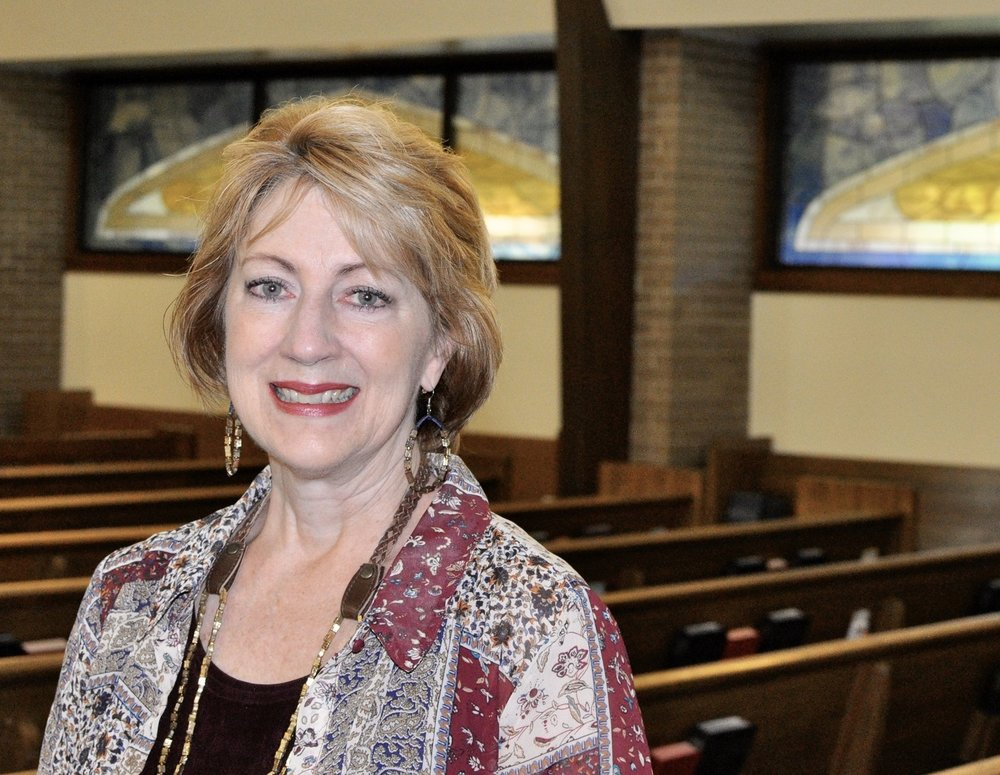 Carolyn Burrall - Administrator / Traditional Music Director cburrall@hebersprings.church