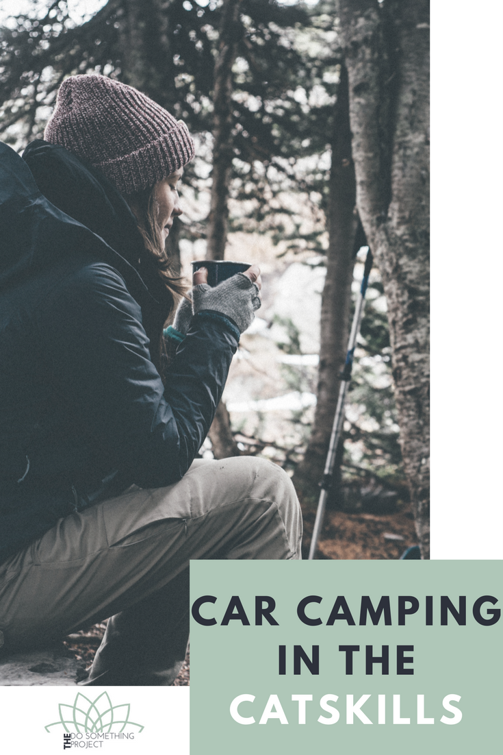 Car Camping In The Catskills Do Something Project