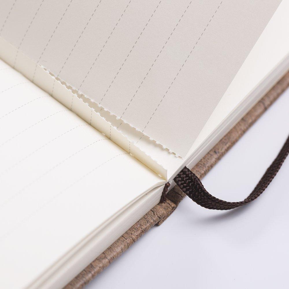 Lemome Cork Notebook