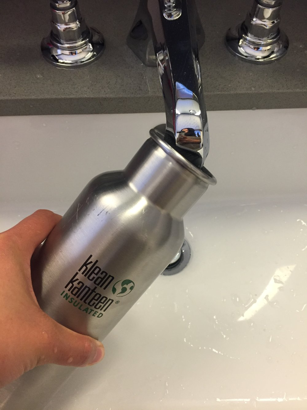 NYC water is safe to drink from the tap.