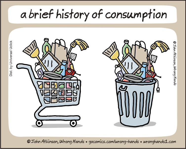 A Brief History of Consumption