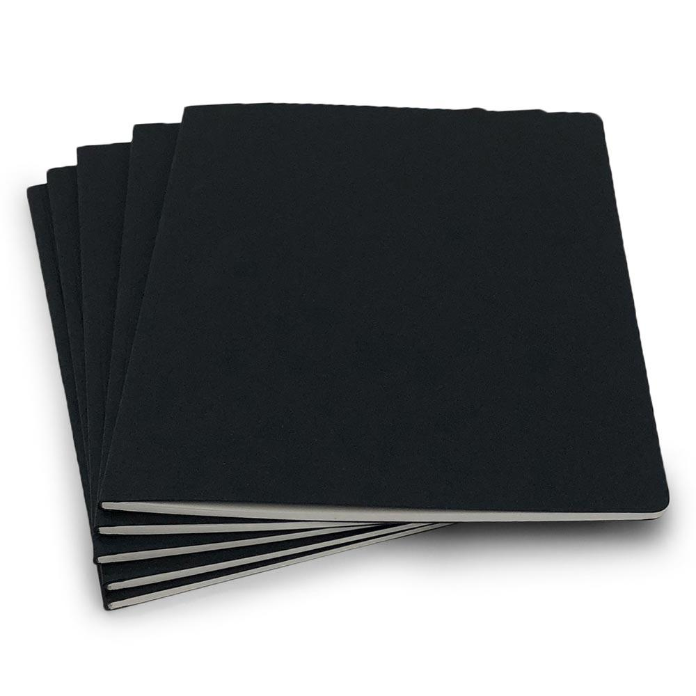 Guided recycled Notebooks 8x10