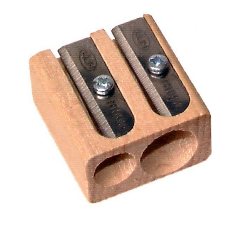 Wooden sharpener found on Amazon.