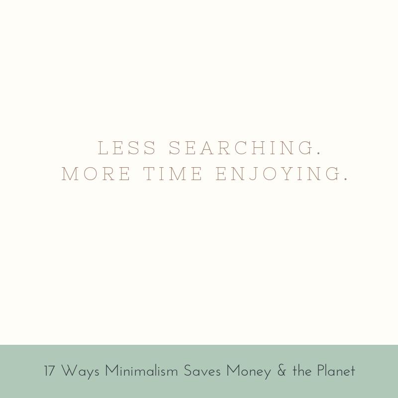 Less searching. More time enjoying.
