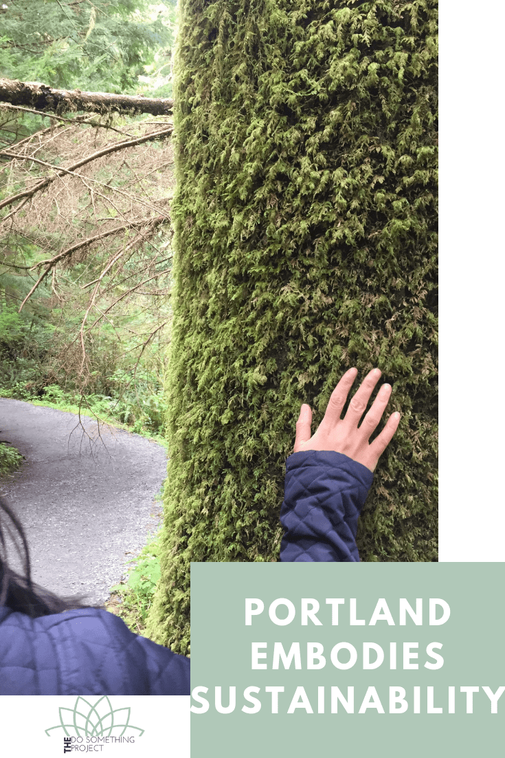 Sustainable Travel in Portland