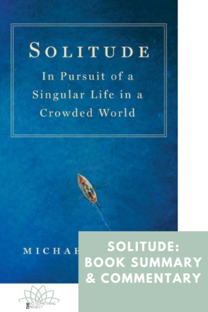 Book Review - Making the Case for Solitude