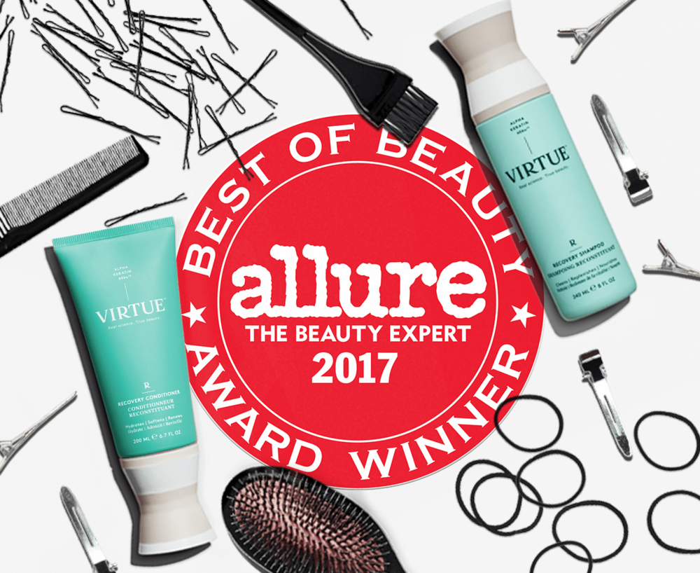 "ALLURE BEST OF BEAUTY 2017 ""It's both a defibrillator for your dead and gone hair as well as a silkening balm."" - OCTOBER 2017"