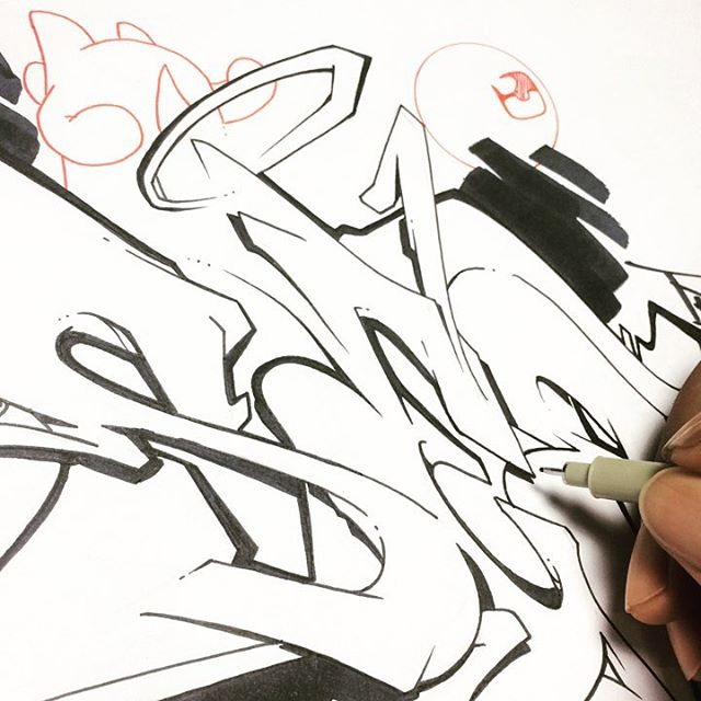✍️ #blackbook #outlines