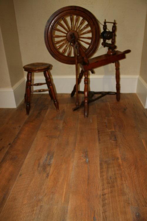 Antique Oak Ace Hardwood