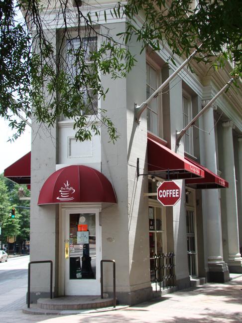 Atlanta GA June 29 2010 5728 One Caffe Coffee outside_72 (1)